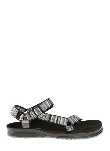Nepall Sandalet Siyah